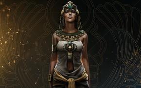Picture Origins, Ubisoft, Assassin's Creed, Cleopatra, Assassin's Creed: Origins