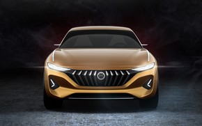 Picture front view, Hybrid, 2018, Pininfarina, Kinetic, H500