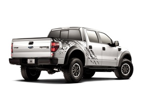 Picture Ford, SUV, Raptor, pickup