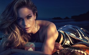 Wallpaper look, Jennifer Lopez, celebrity