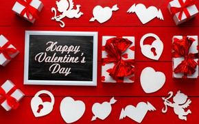 Picture love, heart, gifts, hearts, love, happy, heart, wood, romantic, Valentine's Day, gift