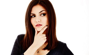 Picture look, pose, actress, Victoria Justice