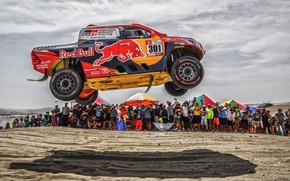 Picture Sand, Auto, Sport, Machine, Speed, People, Race, Toyota, Hilux, Rally, Dakar, Dakar, SUV, Rally, The …