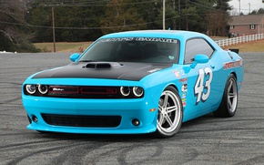 Picture Dodge, Challenger, Wheels, Concave, SC3C, Forgeline