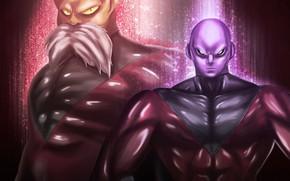 Picture DBS, game, alien, anime, manga, powerful, Dragon Ball, strong, muscular, thorax, Dragon Ball Super, Jiren, …