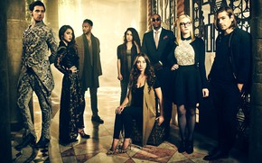Picture look, glasses, the series, actors, Movies, Wizards, The Magicians