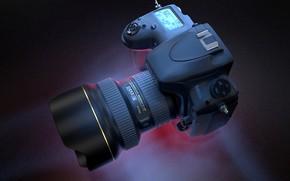Wallpaper Nikon, camera, D800E