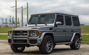 Picture AMG, G63, HRE, P101, Mercedes.