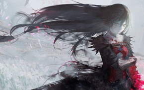 Picture Art, Demon, Velvet Crowe, Tales of Berseria