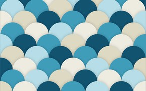 Picture background, Wallpaper, texture, scallops