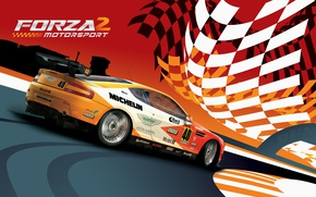 Picture Car, Game, Forza Motorsport 2