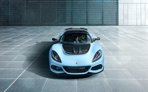Picture Lotus, front view, Requires, 2018, Sport, 410