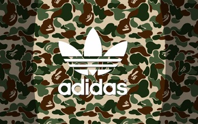 Picture fashion, adidas, style, brand, hape, fashion, aape