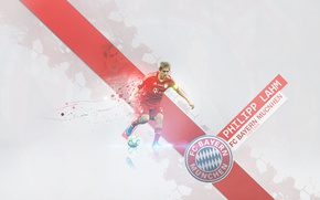 Picture wallpaper, sport, football, player, FC Bayern Munchen, Philipp Lahm