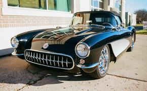 Picture retro, corvette, classic