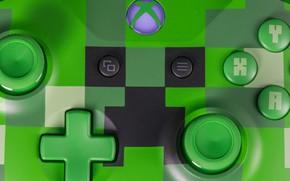 Picture macro, button, Xbox
