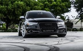 Picture Audi, Black, Face, Sight, LED