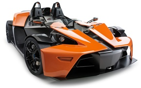 Picture supercar, KTM, X-BOW
