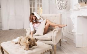 Picture Singer, lion, Photoshoot, Maksim, Marina Maksimova, Marina Maximova