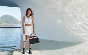 Picture Louis Vuitton, Alicia Vikander, Alicia Vikander, Patrick Demarchelier, Spirit of Travel