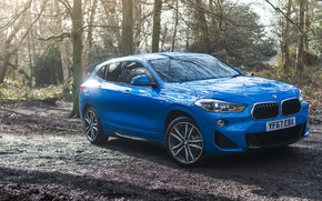 Picture 2018, crossover, M Sport, BMW X2, xDrive20d