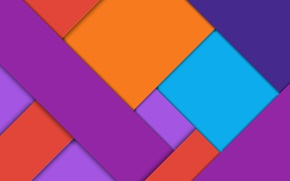 Picture vector, abstract, geometry, design, art, orange, color, violet, material, light blue