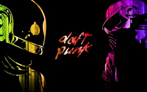 Picture Music, Daft Punk, Thomas Bangalter, Daft Punk, Mask, Guy Manuel de Homem Christo, Tom and …