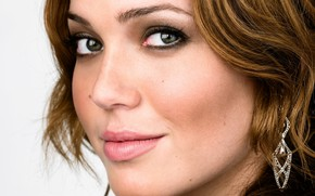 Picture actress, singer, Mandy Moore