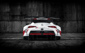 Picture Toyota, 2018, wing, feed, GR Supra Racing Concept