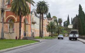 Picture Abkhazia, The monastery, New Athos