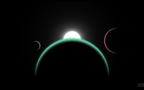 Picture space, star, planet, space, wallpaper, star, planets, planet, 1920 x 1080