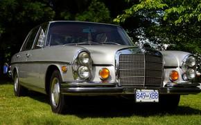 Picture style, retro, Mercedes-Benz