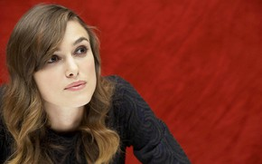 Picture look, face, actress, Keira Knightley, Keira Knightley