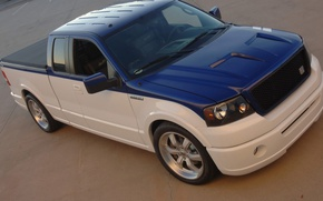 Picture Shelby, pickup, GT-150, Ford Shelby GT-150