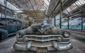 Picture machine, scrap, Cadillac Ranch