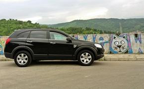 Picture Chevrolet, Graffiti, suv, AWD, Captiva