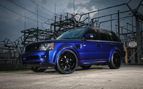 Picture Range Rover, Sport, Wheels, Forgiato, Customized
