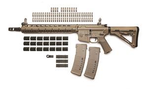 Picture gun, Predator, weapon, rifle, LaRue, PredatOBR, trident, LaRue Tactica, PredatOBR 7.62