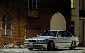Picture car, bmw, BMW, e38, 7 series, E38