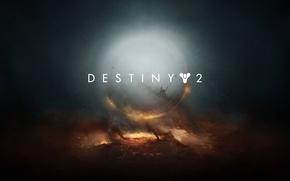 Picture logo, game, Destiny, Destiny 2