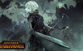 Picture dragon, Total War, monster, The Vampire Counts, WARHAMMER