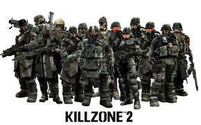 Picture killzone, army, helghast