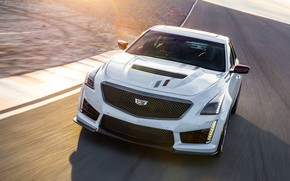 Picture Cadillac, CTS-V, 2018, Championship Edition