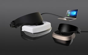 Picture Windows, Microsoft, Windows 10, virtual reality, VR, VR Headset
