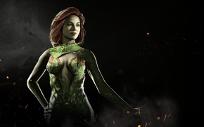 Picture Poison Ivy, Pamela Lillian Isley, NetherRealm Studios, Injustice 2
