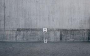 Wallpaper basketball, Playground, sport