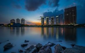 Picture Indonesia, Jakarta, Pantai Mutiara