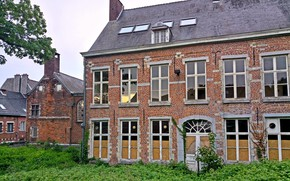 Picture City, House, Nature, Beautiful, Landscape, view, Old, Belgium, Building, Town, Belgian, Abandoned, Architectural, Brabant Wallon, …