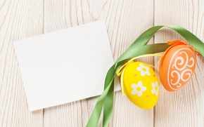 Picture colorful, Easter, tape, spring, eggs, Happy Easter, Easter eggs