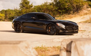 Picture Mercedes, GTS, Wheels, Niche